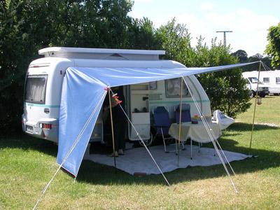 Eriba Future Caravan