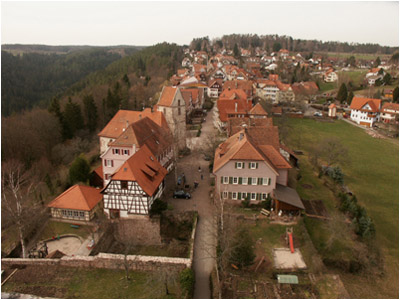 kleinste stadt deutschlands